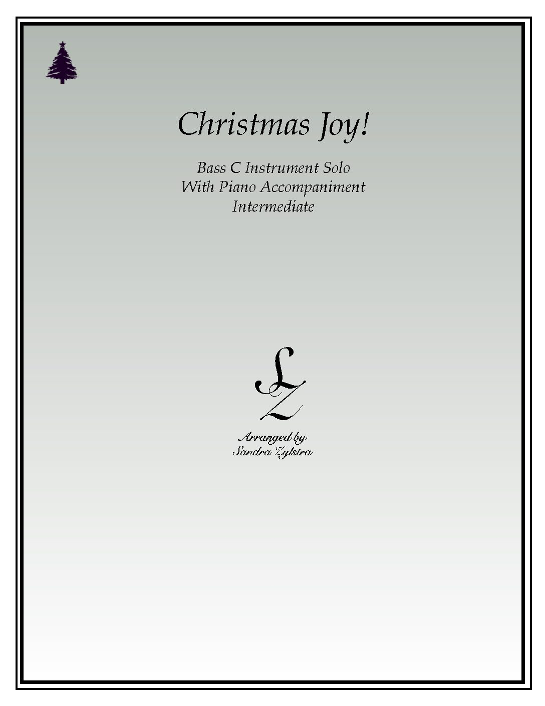 IS 17 Christmas Joy 05 Bass C pdf