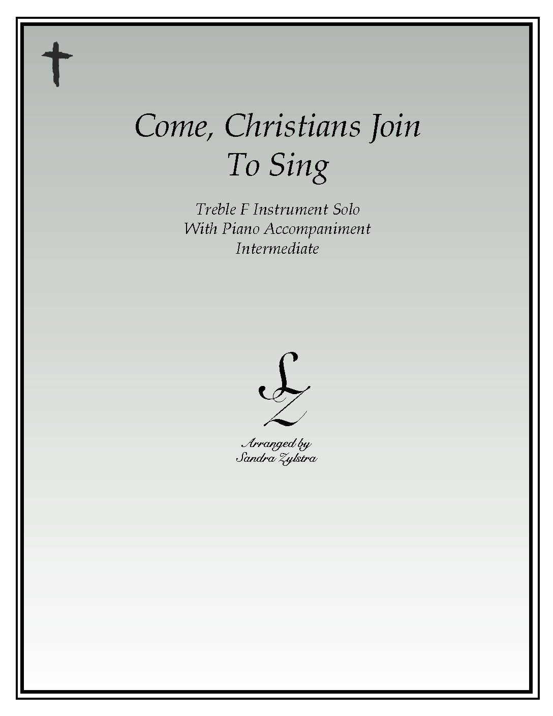 IS 18 Come Christians Join To Sing 03 Treble F 2 pdf