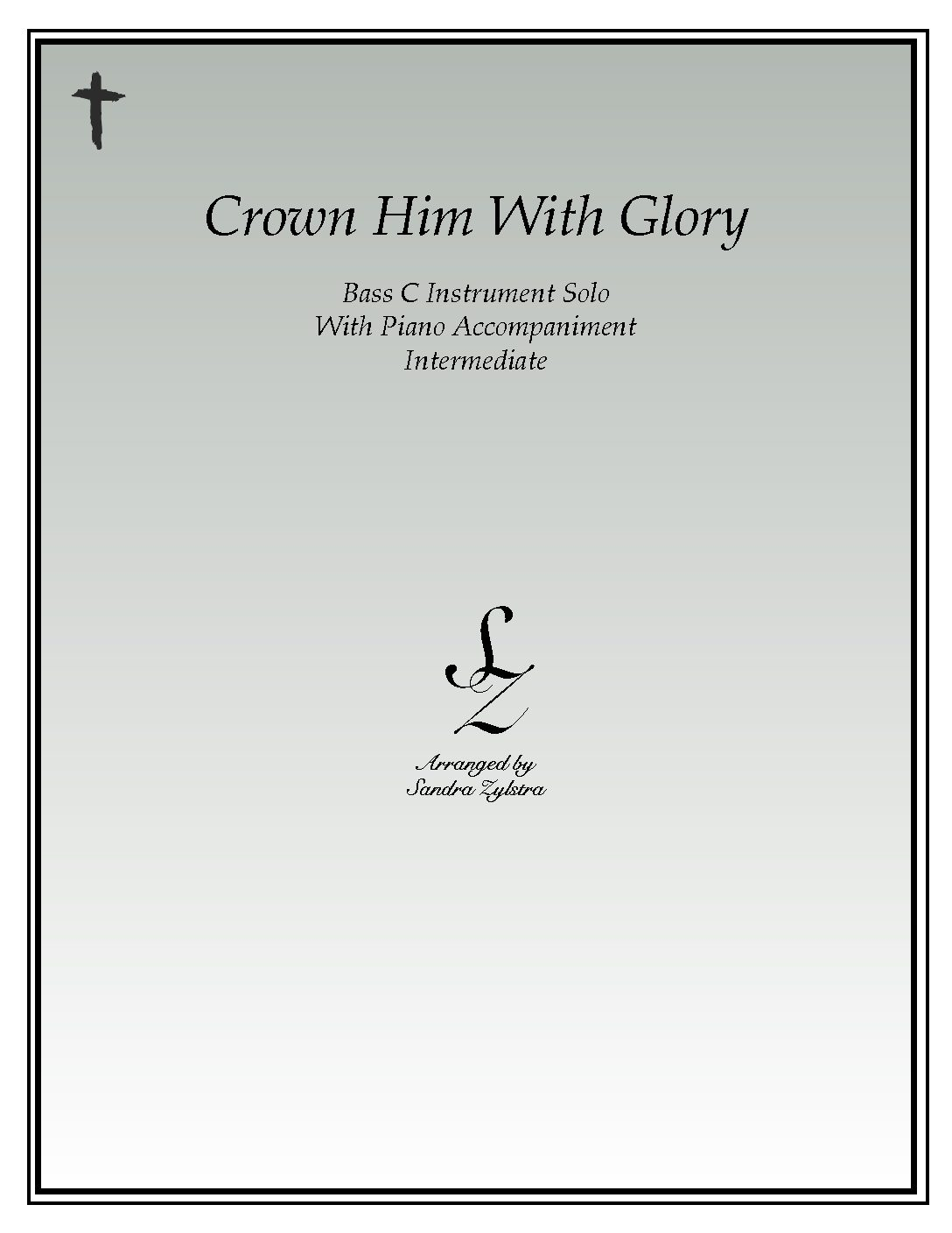 IS 22 Crown Him With Glory 05 Bass C pdf